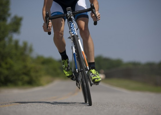 Bicycling for best health